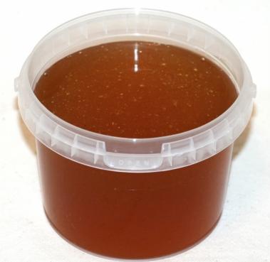 Мед забрусный с цветочного 2019 года