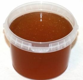 Мед забрусный с липово-цветочного мёда 2019 года