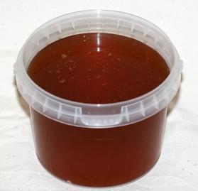 Мед забрусный с горчичного 2020 года