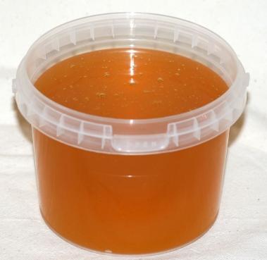 Забрусный мёд с синякового мёда 2020