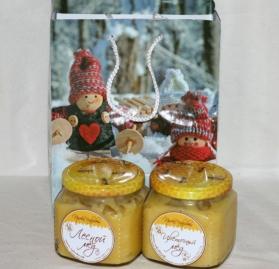 Подарочный набор 2 мёда №1