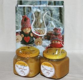 Подарочный набор 2 мёда №4