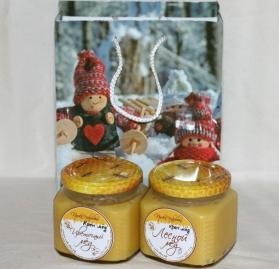 Подарочный набор 2 мёда №2