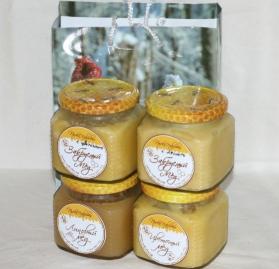 Подарочный набор 4 мёда №4